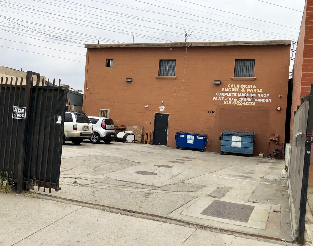 San Fernando Valley East Los Angeles Ca Office Space For Lease