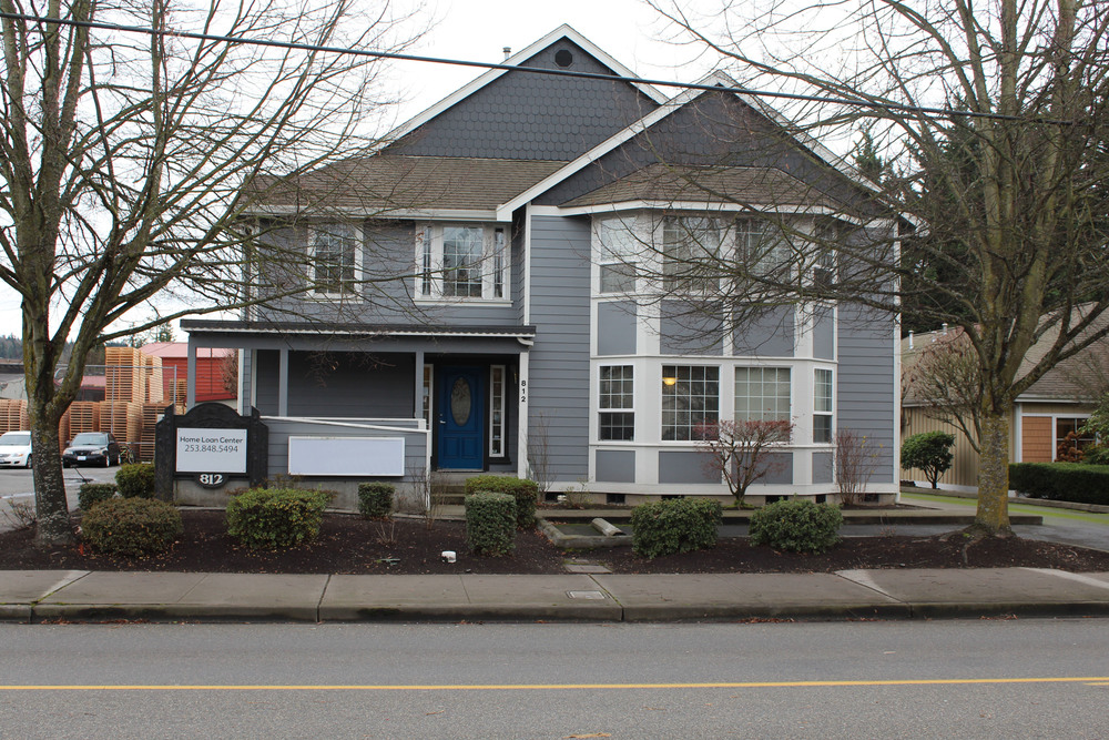 Puyallup, WA Industrial and Office Commercial Real Estate