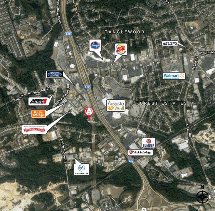 Belair - Augusta, GA Commercial Real Estate - OfficeSpace com