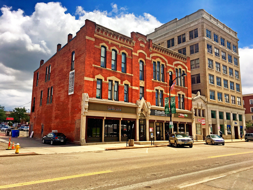 Akron Oh Office Space For Lease Officespace Com