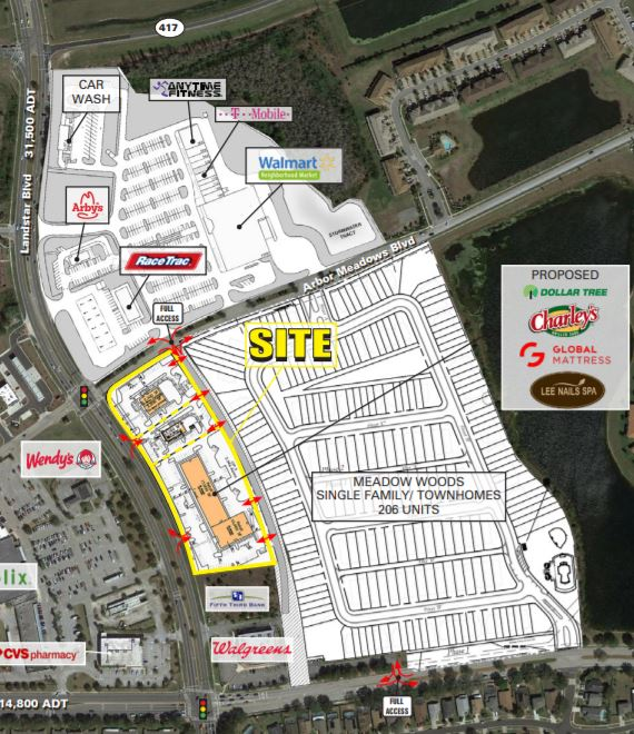 Orlando Fl Retail Space For Lease Officespace Com