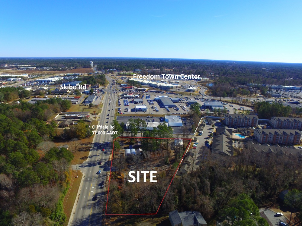 Greater Fayetteville, NC Commercial Real Estate