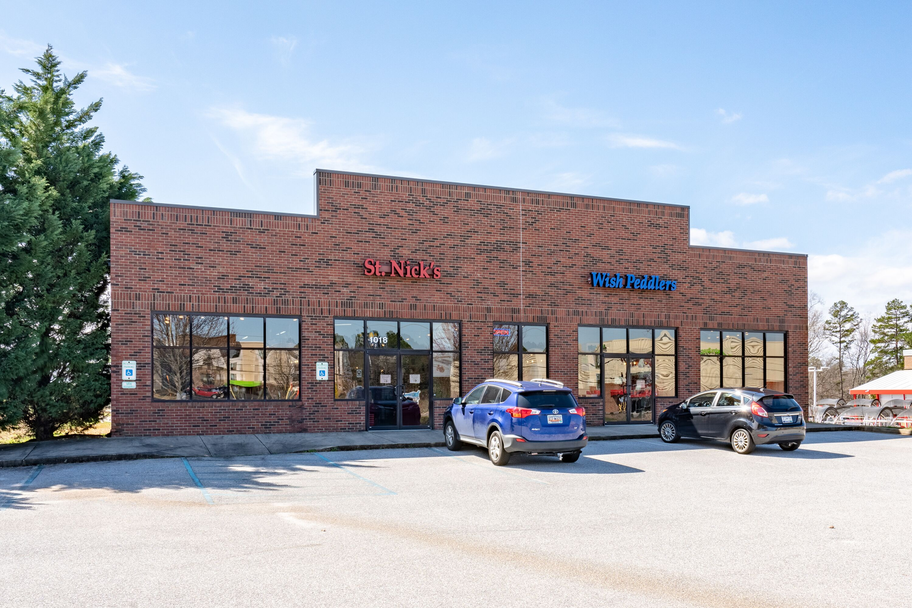 Greenville SC Retail Commercial Real Estate