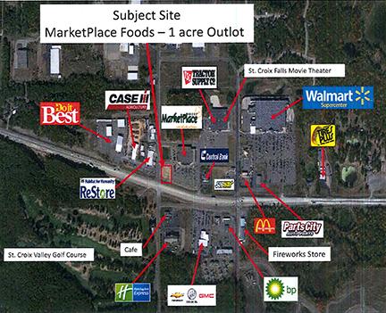 Saint Croix Falls Wi Commercial Real Estate Officespace Com